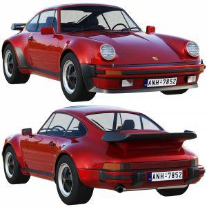 Porsche 911 930 Turbo 1975 - 1989