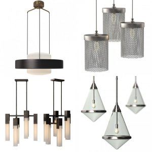Pendant lamp collection