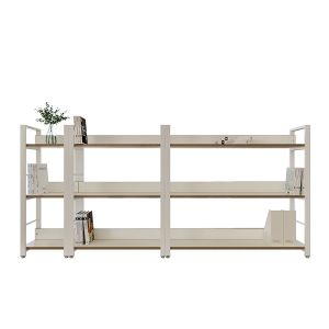 TS FURNITURE 3-TIER STEE BOOKSHELF