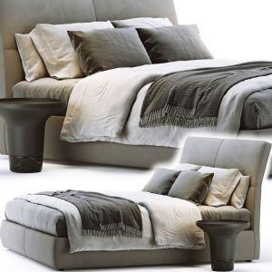 Poliform Laze Bed