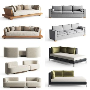 Sofas collection