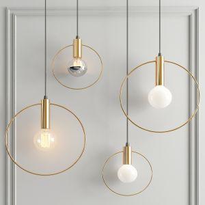 Aura Ilona Hanging Lamp