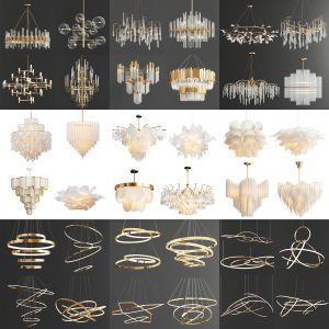 Chandelier Collection 001 - High Quality 36 Type L