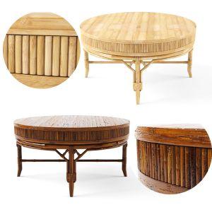 Beach Coffee Tables Rattan