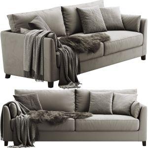 Meridiani Bisse Sofa 220 Cm