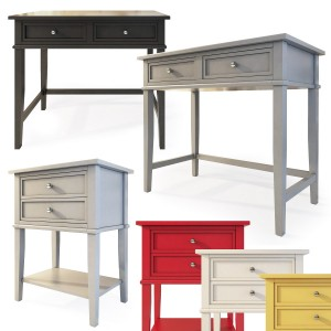 Dmitry Desk And Nightstand By Beachcrest Home