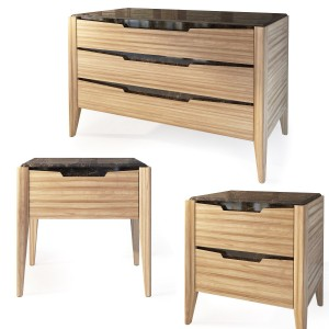 Dresser And Nightstand Anniversary By Moletta
