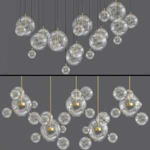 Bolle Ceiling Light Collection