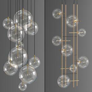 Bolle Tela Gallotti And Magic Pendant Cluster 2