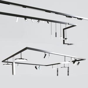 Ceiling Track Light Spot Light Project