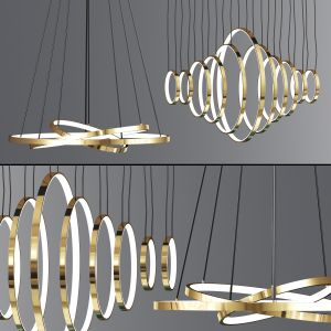 Ring Ceiling Light Collection