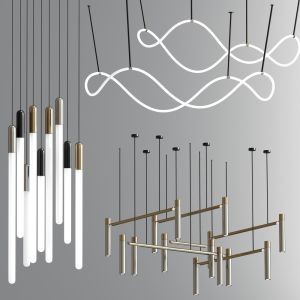 Modern Ceiling Pendant Chandelier Light Collection