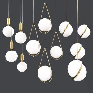 Ceiling Light Collection 02