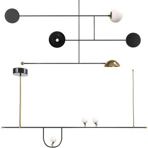 Ceiling Light Collection