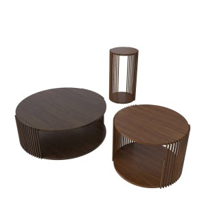 Medulum Palafitte Low Coffee Table