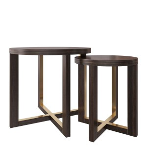 Hmd Interiors Tri Side Table