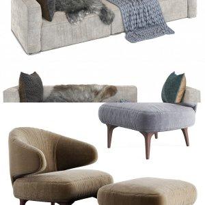 Minotti collection