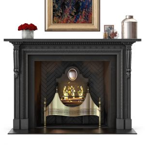 Chesneys The Locke Fireplace