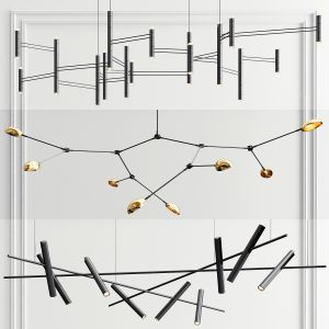 Brand Chandelier Collection - 3 Type