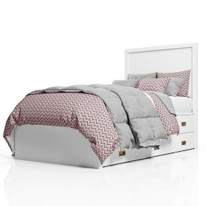 Avalon Bed With Trundle