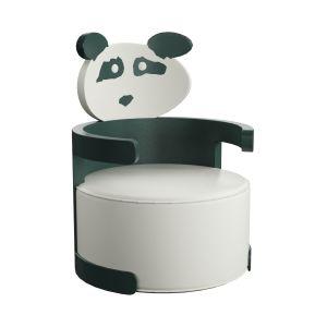 Children`s Panda Chair
