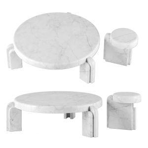 Marta Tables By Martin Masse For Kolkhoze