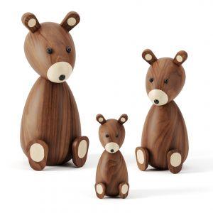 Bear Family Bu Lucie Kaas