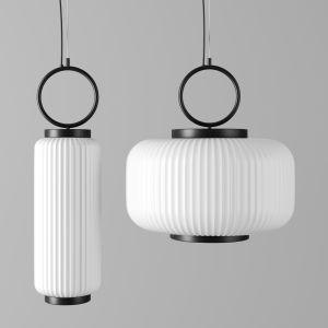 Moonbeam Lamps By Lucie Kaas