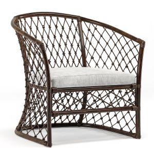 Bahama Rattan Honey Ava Chair By Adairs