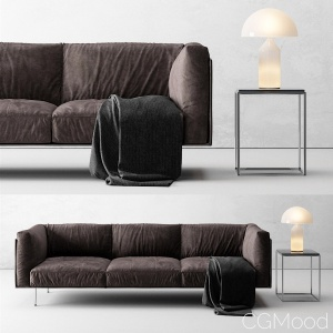 Rod sofa by Living Divani
