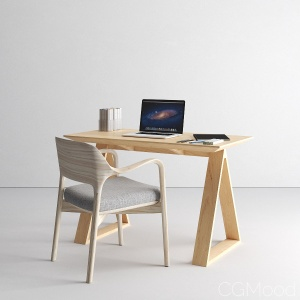 Triangle table by Mulbo