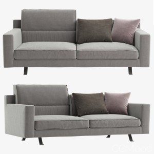 James Sofa by Frigerio Salotti