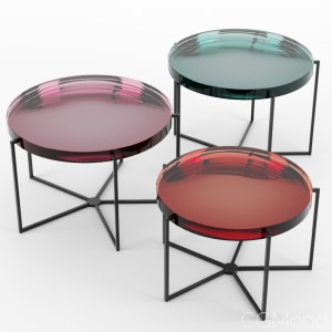 Lens Tables byMcCollin Bryan set 02
