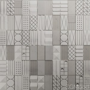 3d Wall Tiles Maioliche Di Pietra By Lithea