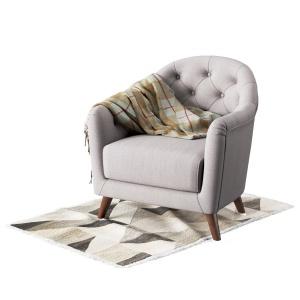 "Armchair ""Lotus"""