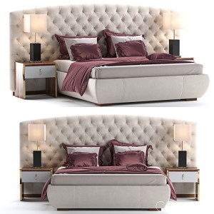 Bed KESY XL  by Capital Collection