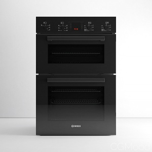 Serie 6 HBM43B260B Double Oven By Bosch