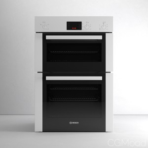 Serie 6 HBM13B221B Double Oven By Bosch