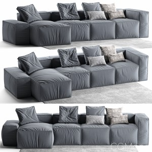 Sofa Peanut B BONALDO