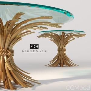 Bonheur table by Eichholtz