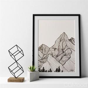 Laura Bottacini Art - Lines