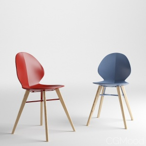 Basil Chair by Calligaris