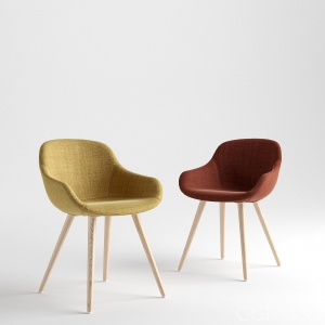 Igloo Chair by Calligaris
