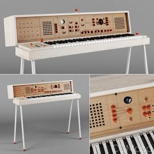 Voxarray 61 Synthesizer by Love Hulten