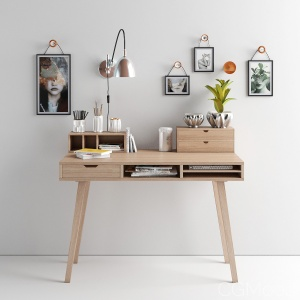 Console Decoration table