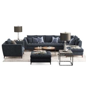 Barbican Modern Sofa