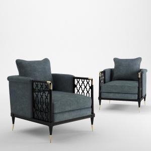 Kagney Lattice Design Chair by Max Sparrow