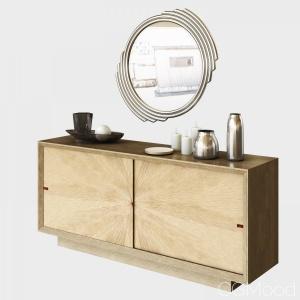 Dresser Lazarro