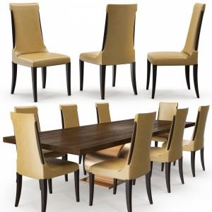 Michael Berman - Noji Dining Chair
