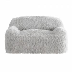 Armchair Kashmir Faux Fur